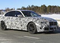 2021 BMW M3 Interior