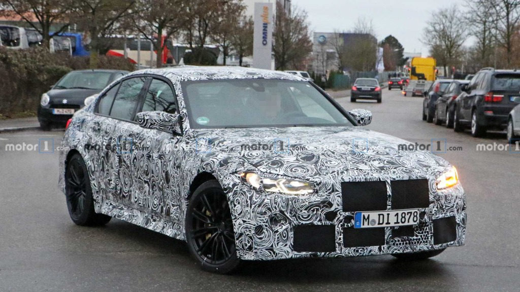 2021 BMW M3 Pictures