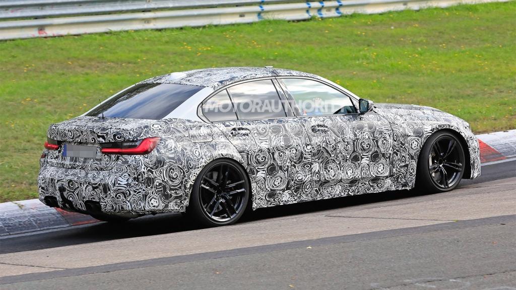 2021 BMW M3 Powertrain