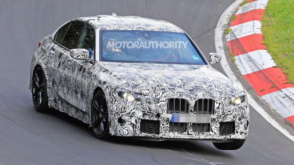 2021 BMW M3 Wallpaper