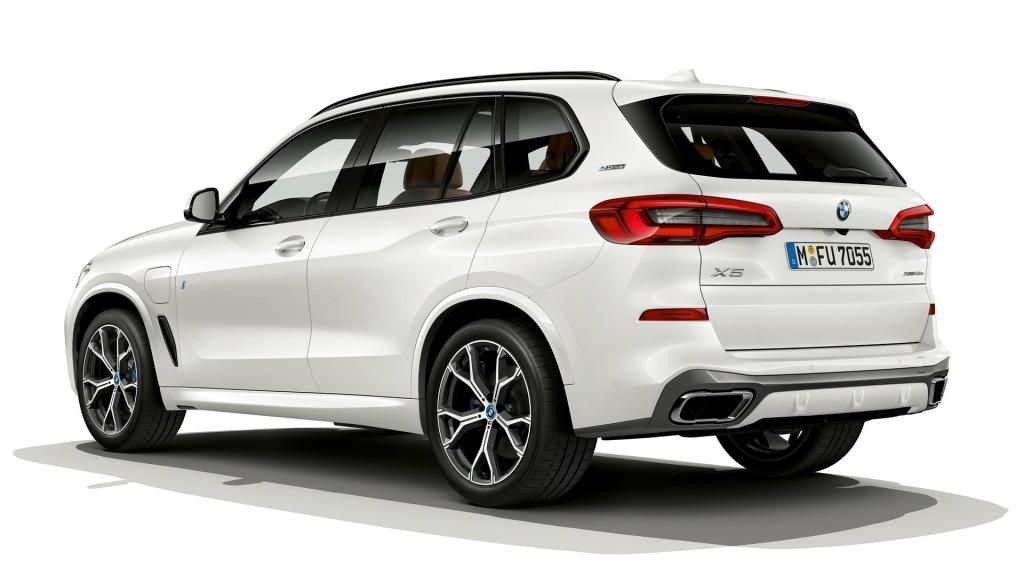 2021 BMW X3 Hybrid Concept