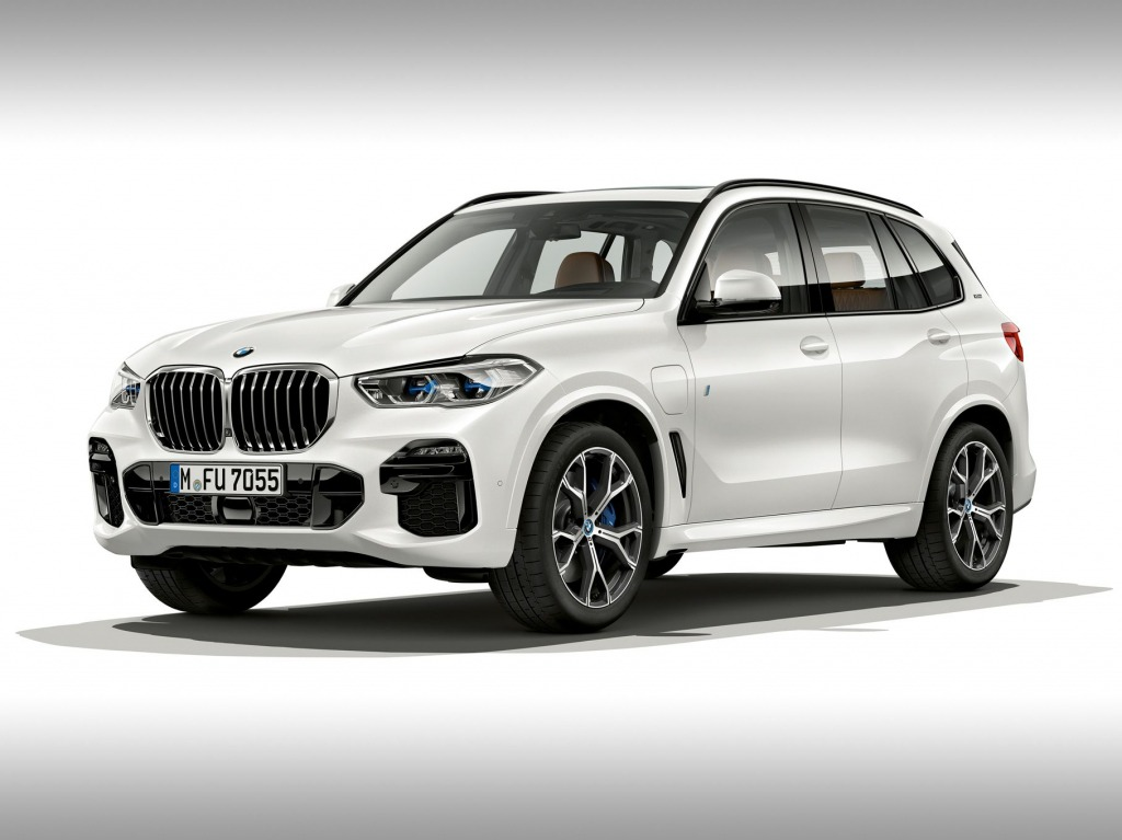 2021 BMW X3 Hybrid Images