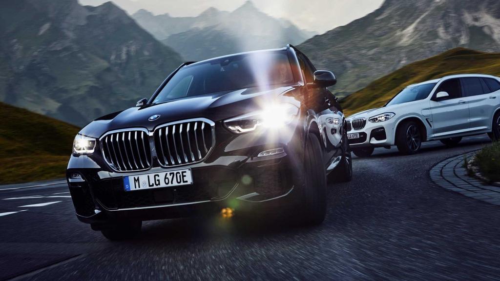 2021 BMW X3 Hybrid Powertrain