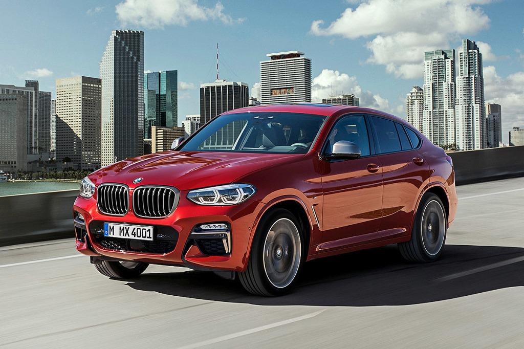 2021 BMW X5 Powertrain