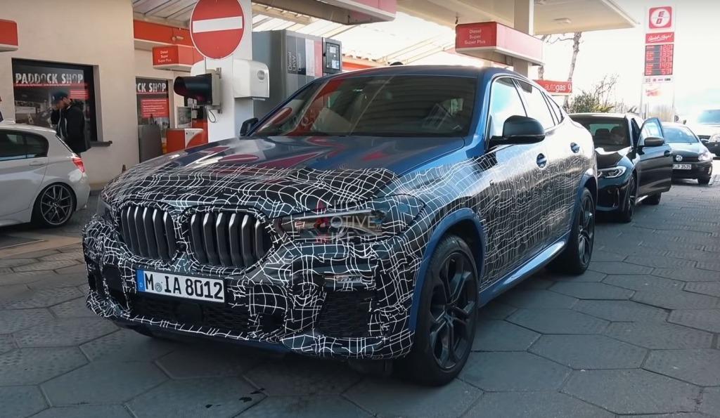 2021 BMW X5 Redesign