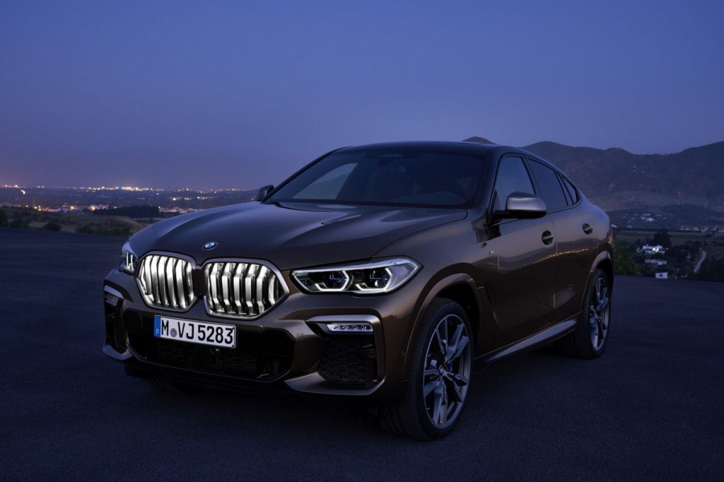2021 BMW X6 Pictures
