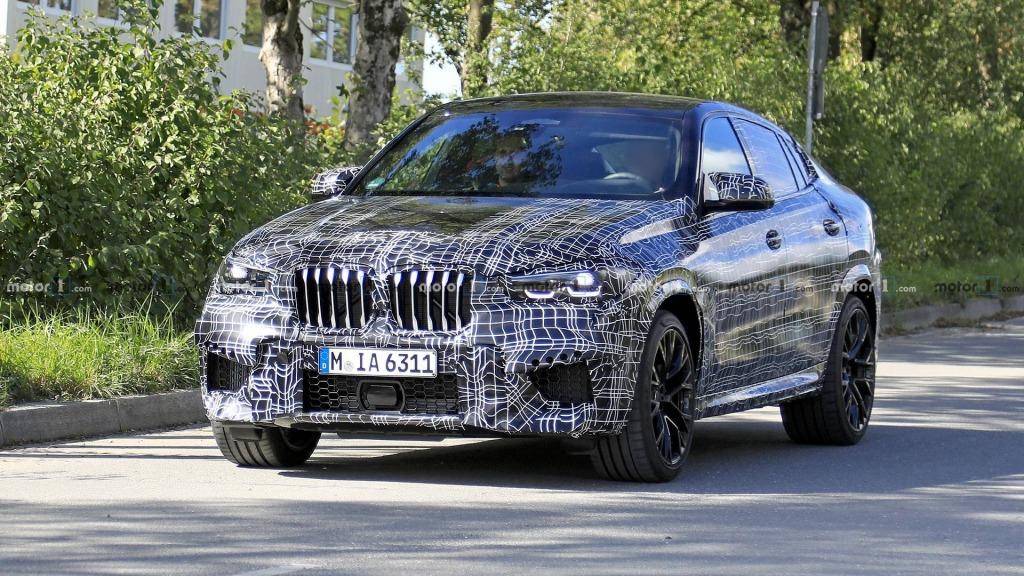 2021 BMW X6 Price