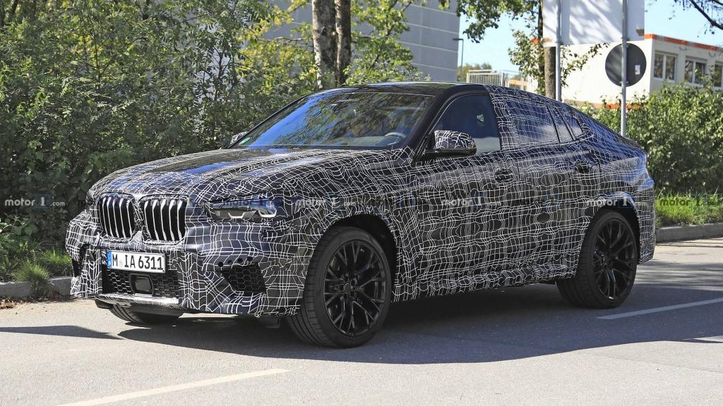 2021 BMW X6 Redesign