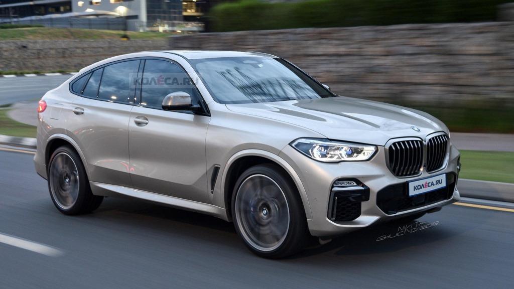 2021 BMW X6 Specs