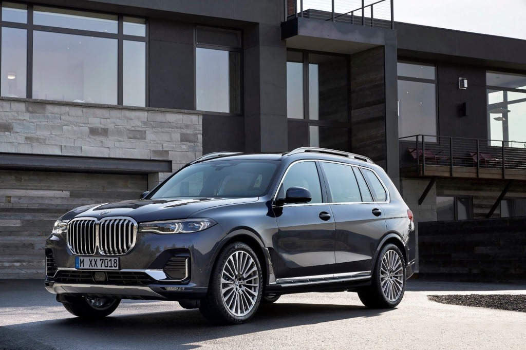2021 BMW X7 Engine