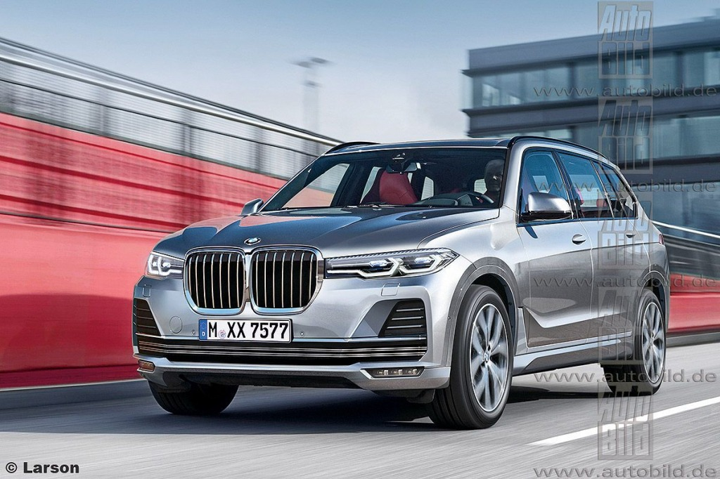 2021 BMW X7 Images