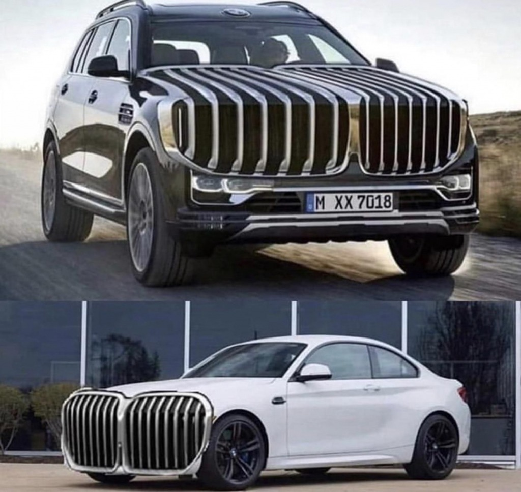 2021 BMW X7 Pictures