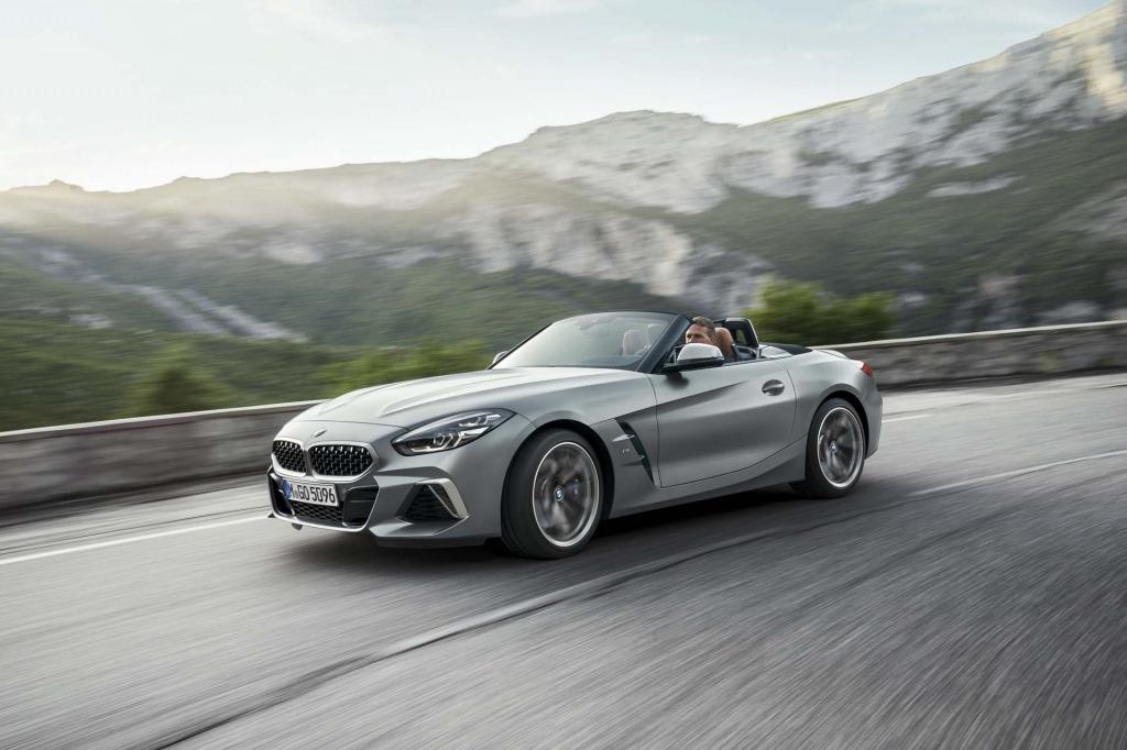 2021 BMW Z4 Engine