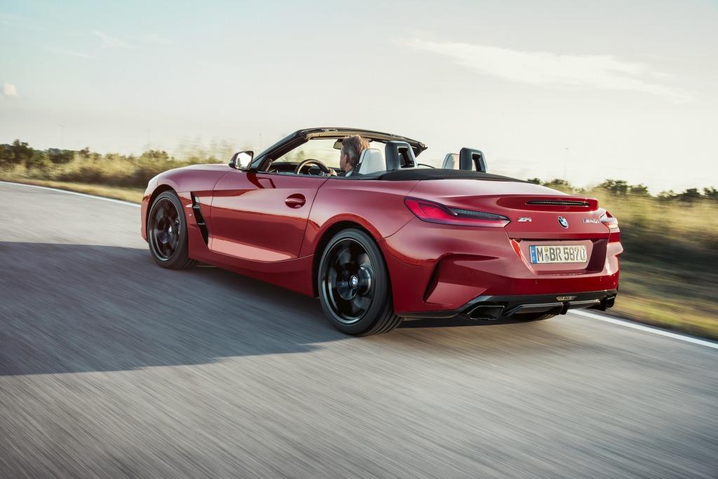 2021 BMW Z4 Images