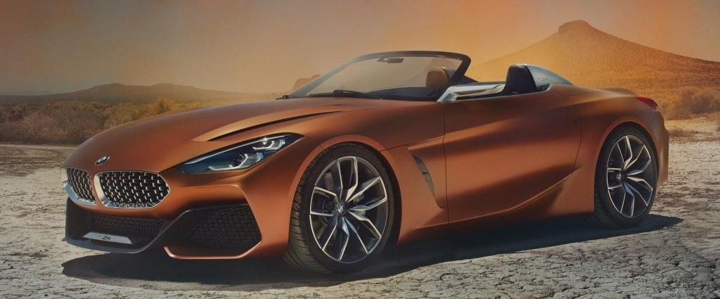 2021 BMW Z4 Interior