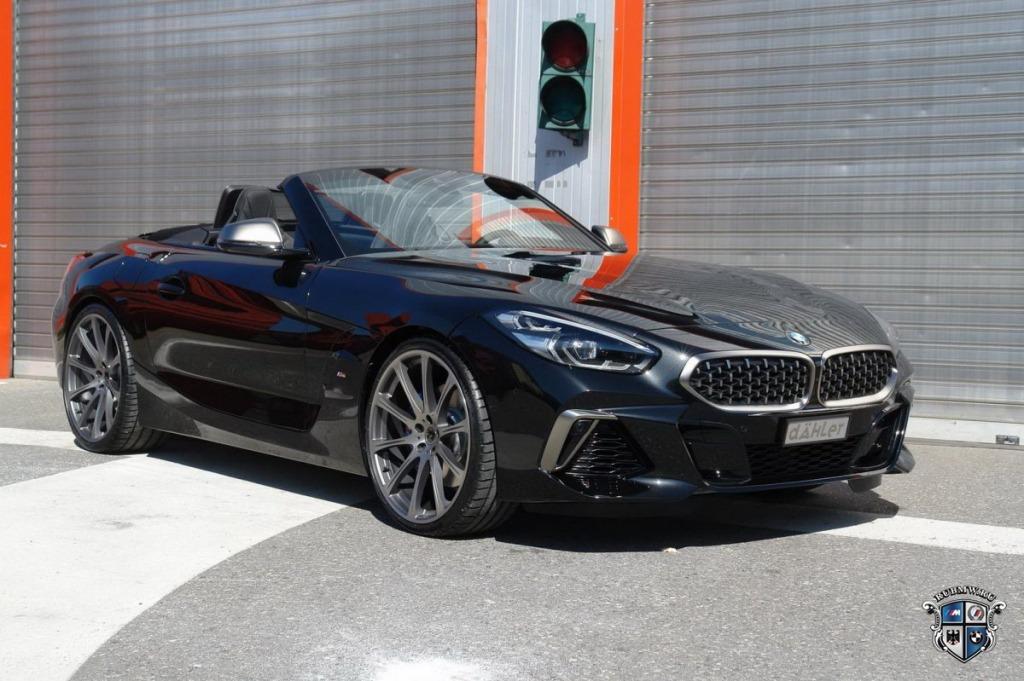 2021 BMW Z4 Spy Shots