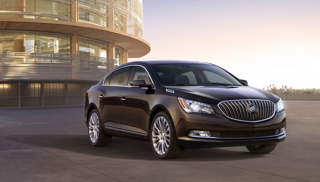 2021 Buick Anthem Images