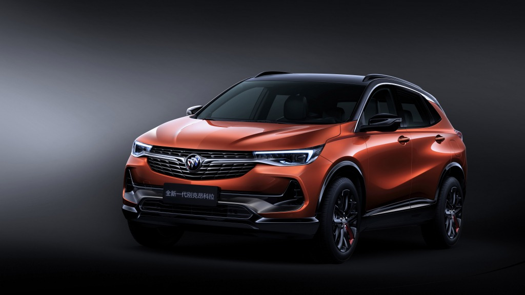 2021 Buick Anthem Pictures
