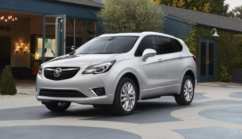 2021 Buick Anthem Release date | New Cars Zone