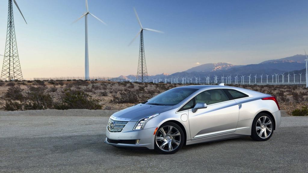2021 Cadillac ELR Powertrain