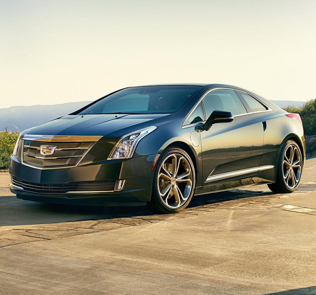 2021 Cadillac ELR Specs