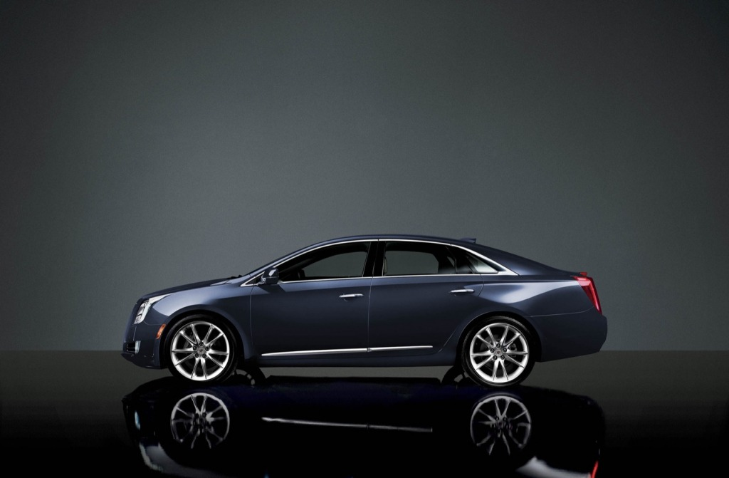 2021 Cadillac XTS Powertrain