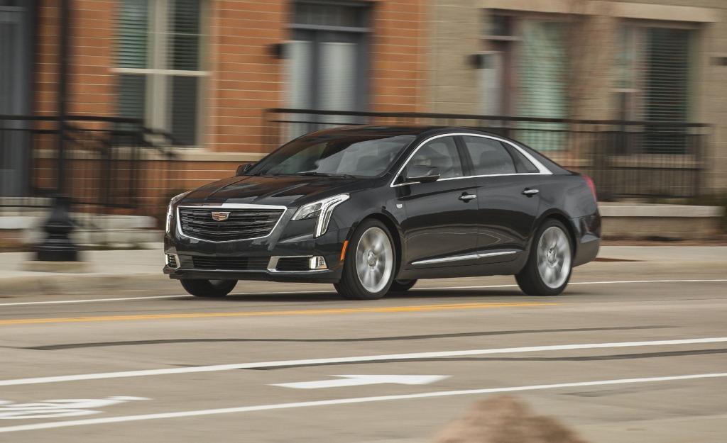 2021 Cadillac XTS Specs