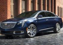 2021 Cadillac XTS Spy Photos