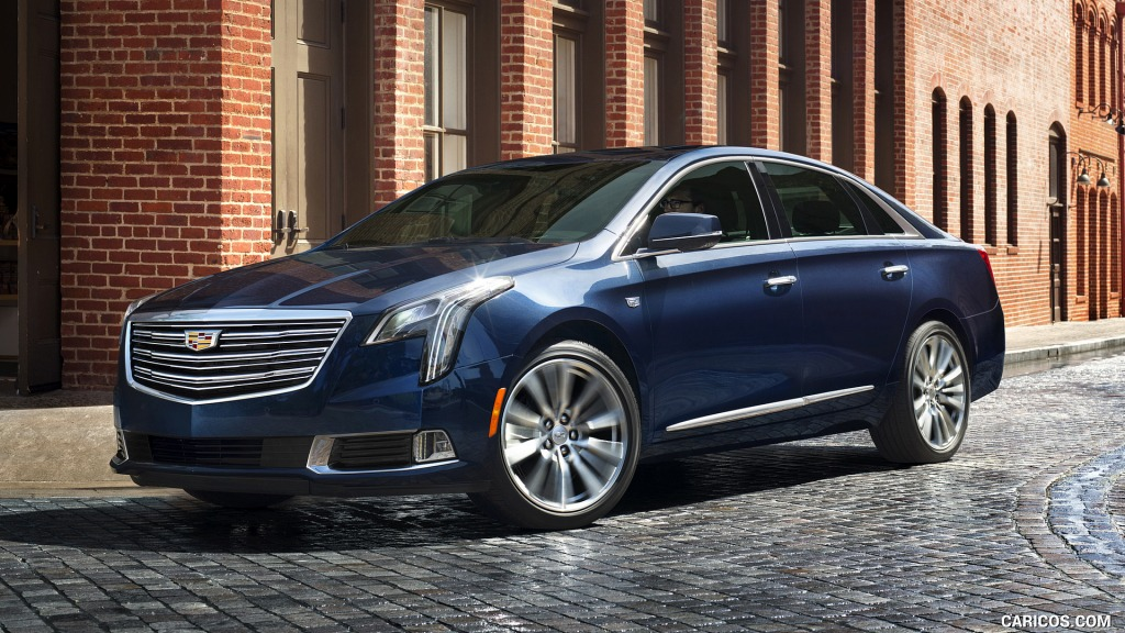2021 Cadillac XTS Spy Photos
