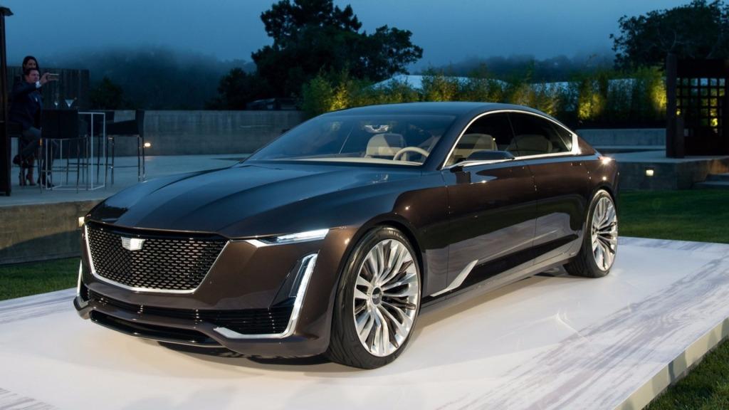 2021 Cadillac XTS Wallpapers