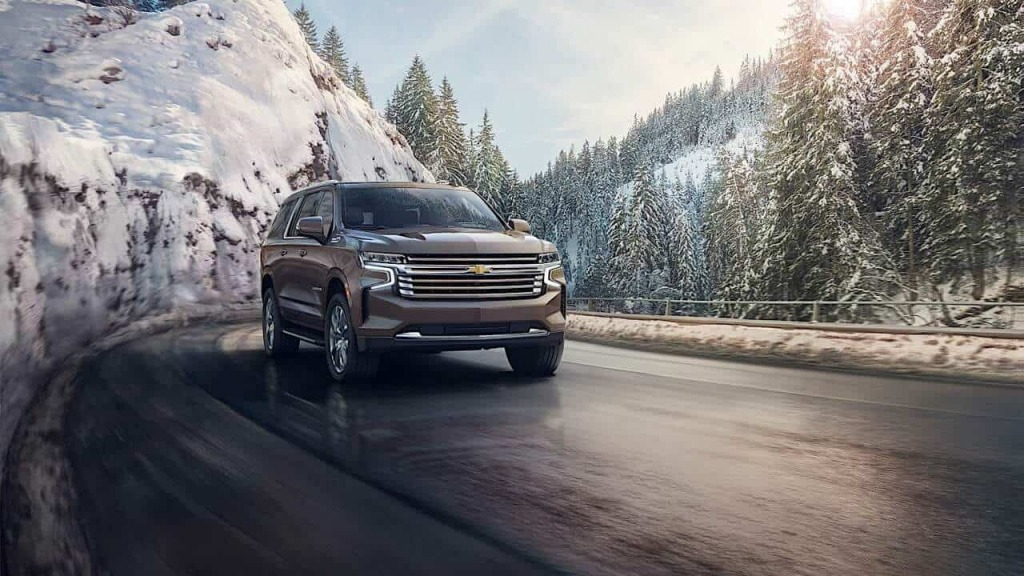 2021 Chevrolet Blazer K5 Price