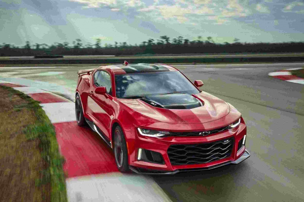 2021 Chevrolet Camaro Pictures