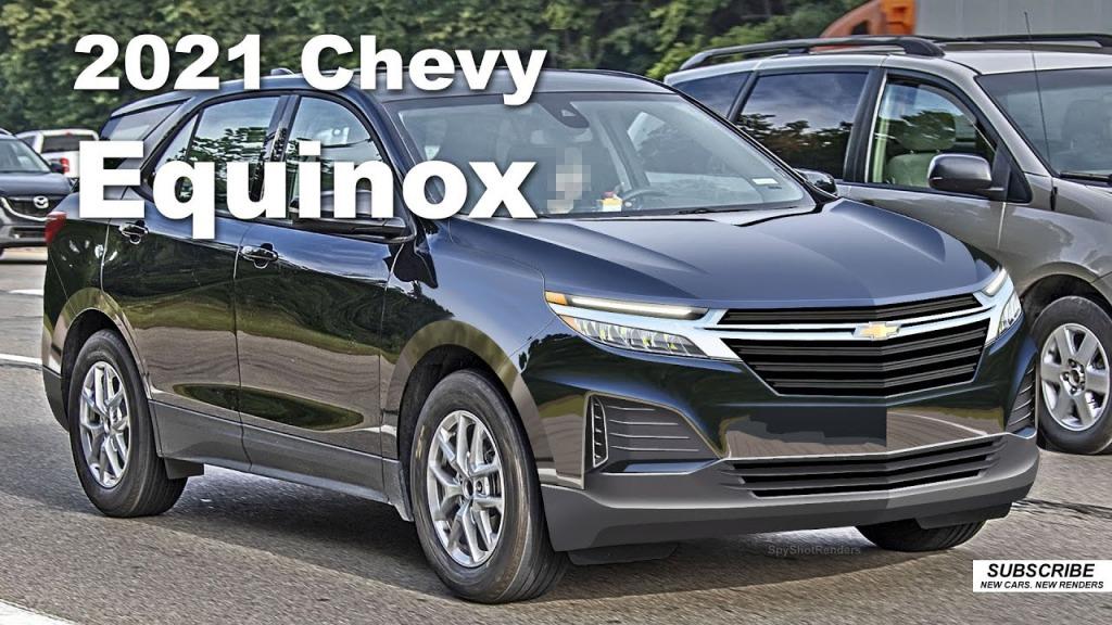 2021 Chevrolet Equinox Concept