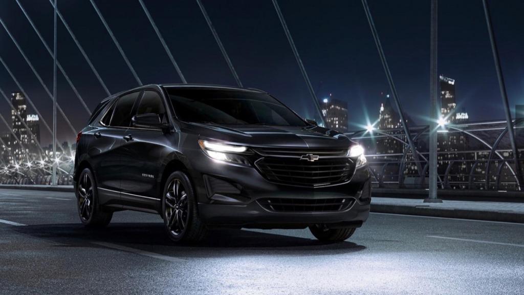 2021 Chevrolet Equinox Images