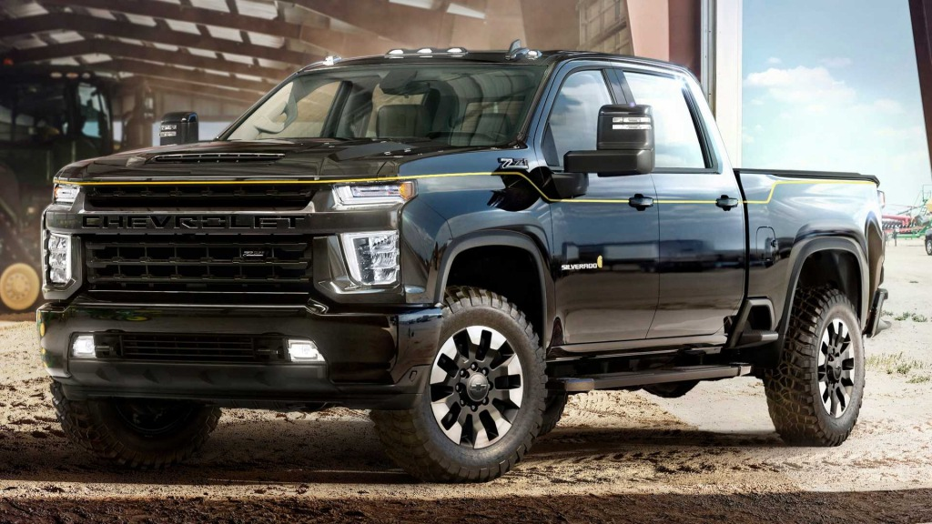 2021 Chevrolet Silverado Price