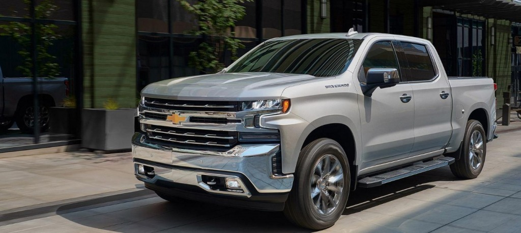 2021 Chevrolet Silverado Wallpaper