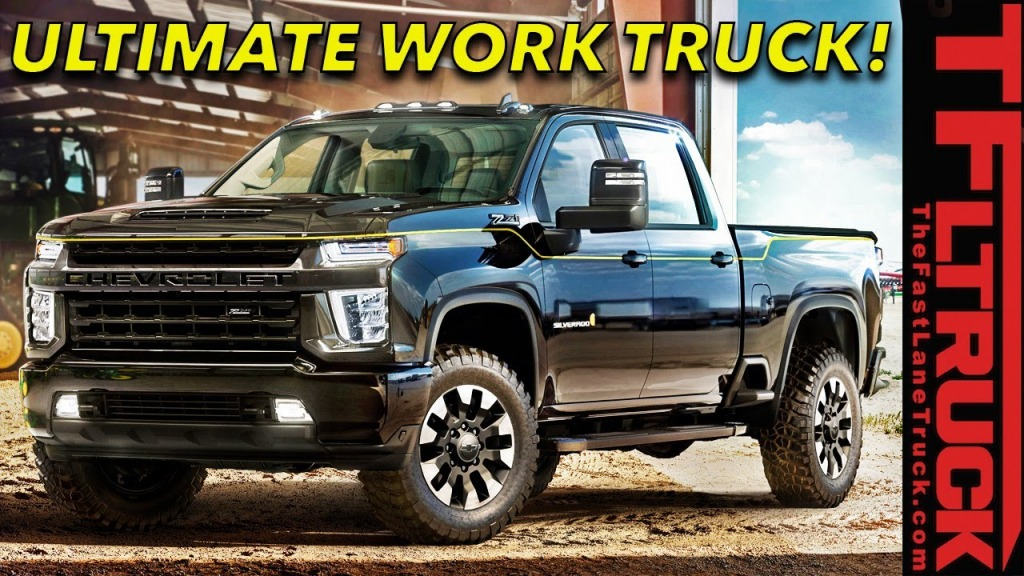 2021 Chevy Silverado 1500 Spy Photos