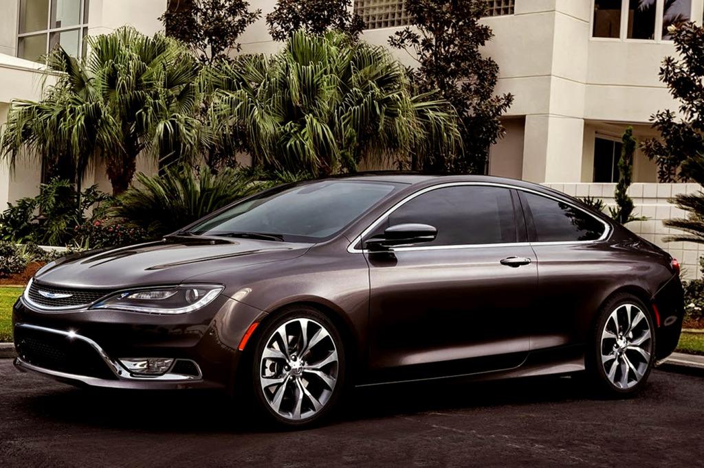 2021 Chrysler 200 Concept
