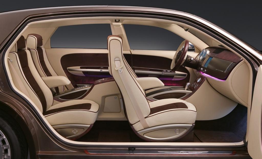2021 Chrysler Imperial Concept