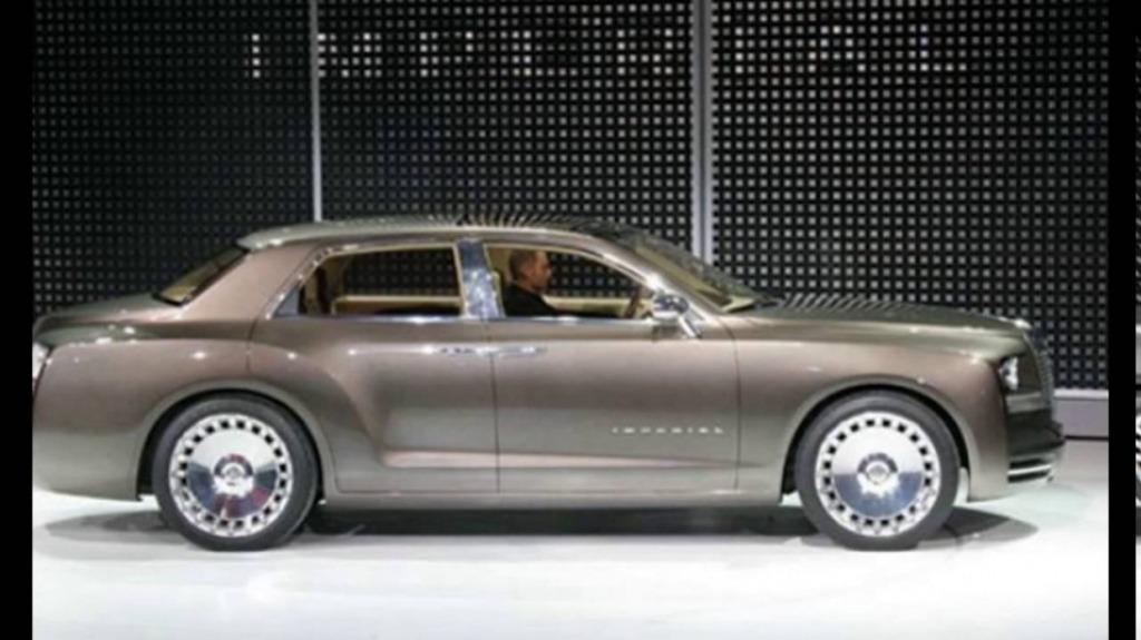 2021 Chrysler Imperial Pictures