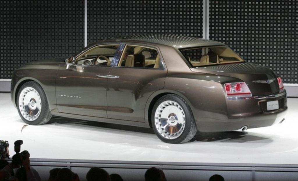 2021 Chrysler Imperial Specs