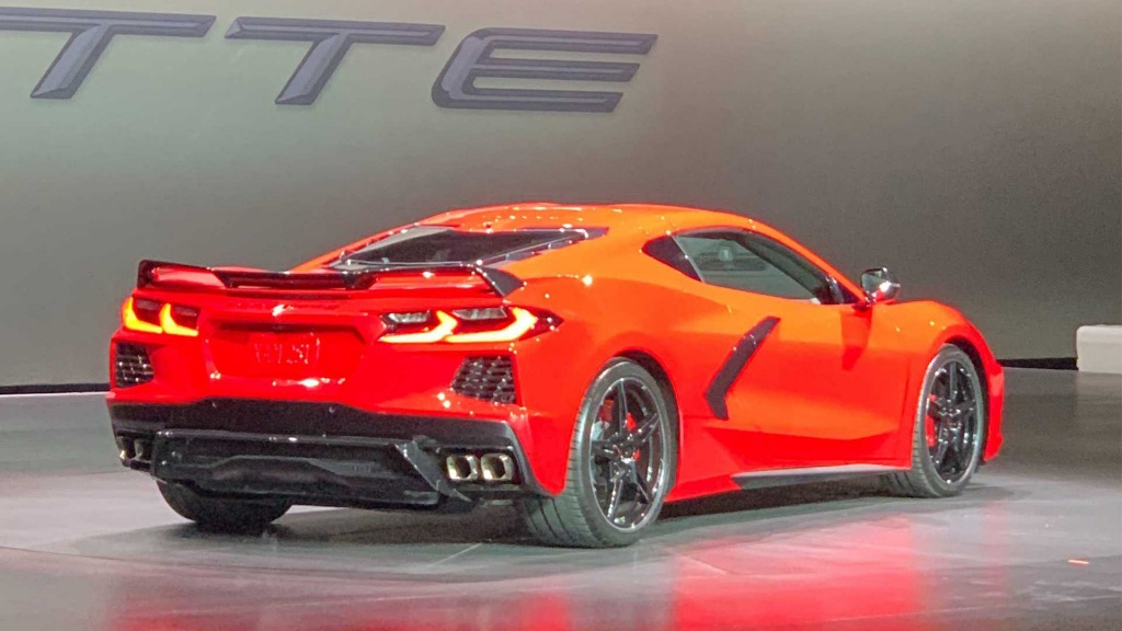 2021 Corvette ZR1 Images