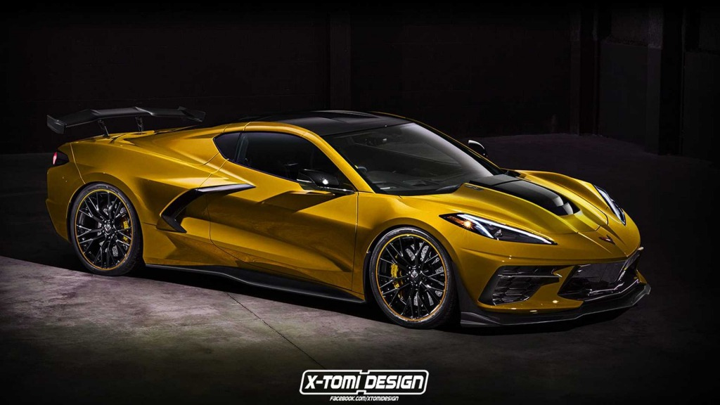 2021 Corvette ZR1 Powertrain