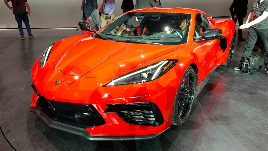 2021 Corvette ZR1 Price