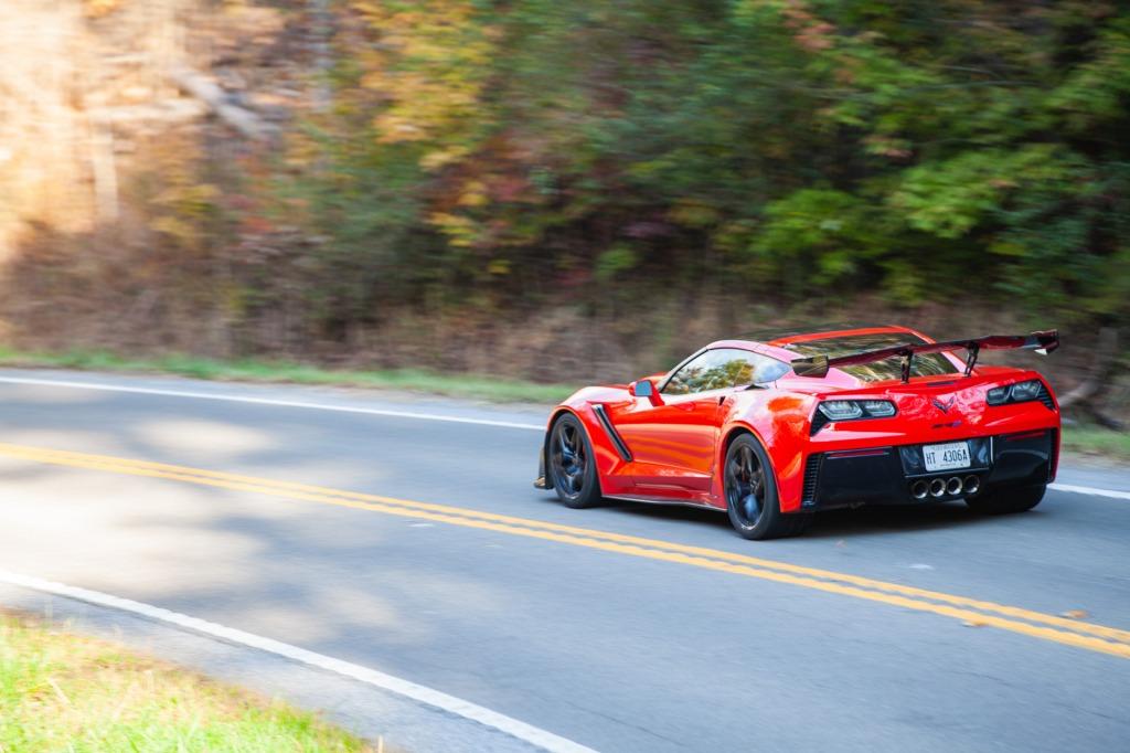 2021 Corvette ZR1 Release Date
