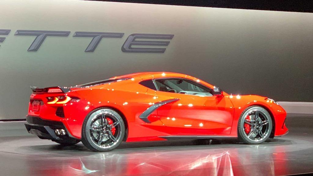 2021 Corvette ZR1 Specs