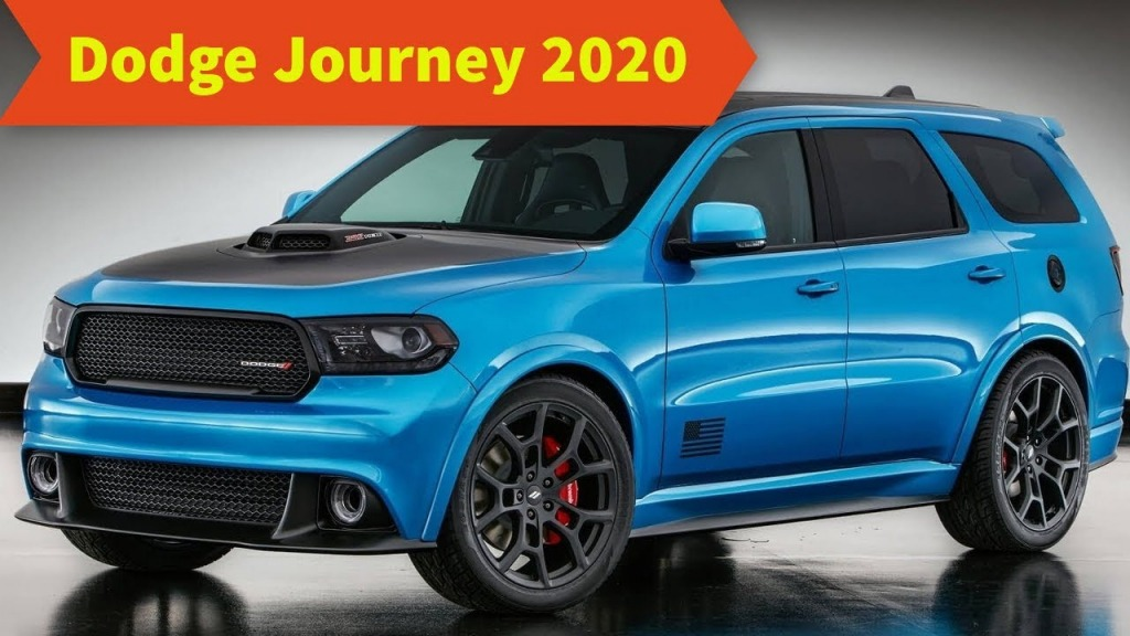 2021 Dodge Journey Price