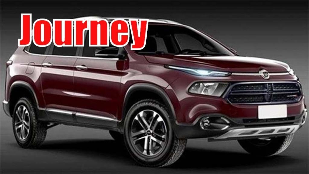 2021 Dodge Journey Redesign