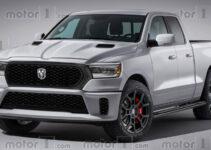 2021 Dodge Ram 1500 Redesign