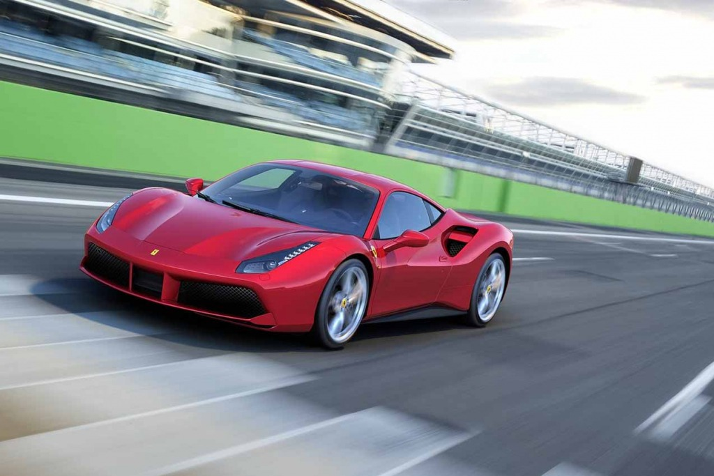 2021 Ferrari 488 GTB Specs